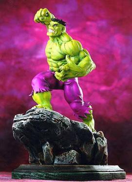 Bowen Designs Green Hulk Mini Statue